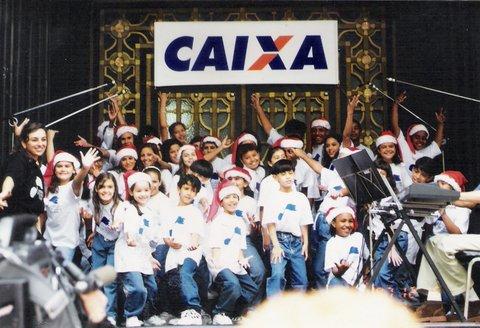 Apresentação Projeto Natal CAIXA Econ. Federal