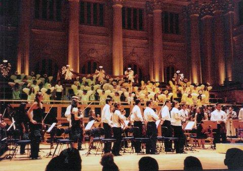Concerto de Natal Sala São Paulo