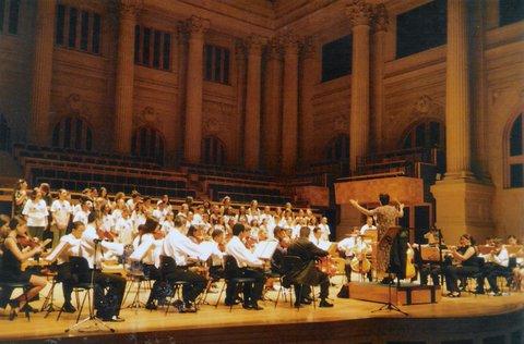 Concerto Orquestra de Cordas da antiga ULM na Sala S. Paulo