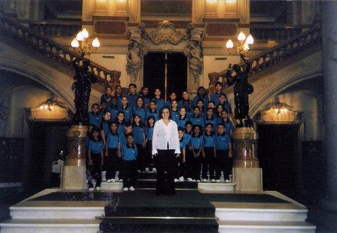 Concerto Teatro Municipal com Balé Cisne Negro