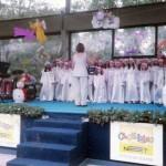 Apresentação Natal Solidário empresa NET TV Parque Ibirapuera 1