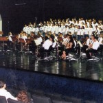 Concerto Banda Jovem do Estado no Memorial da América Latina 1