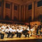 Concerto Orquestra de Cordas da antiga ULM na Sala S. Paulo 1