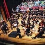 Concerto com Orqeustra Acadêmica de S.P. Teatro S. Pedro 1